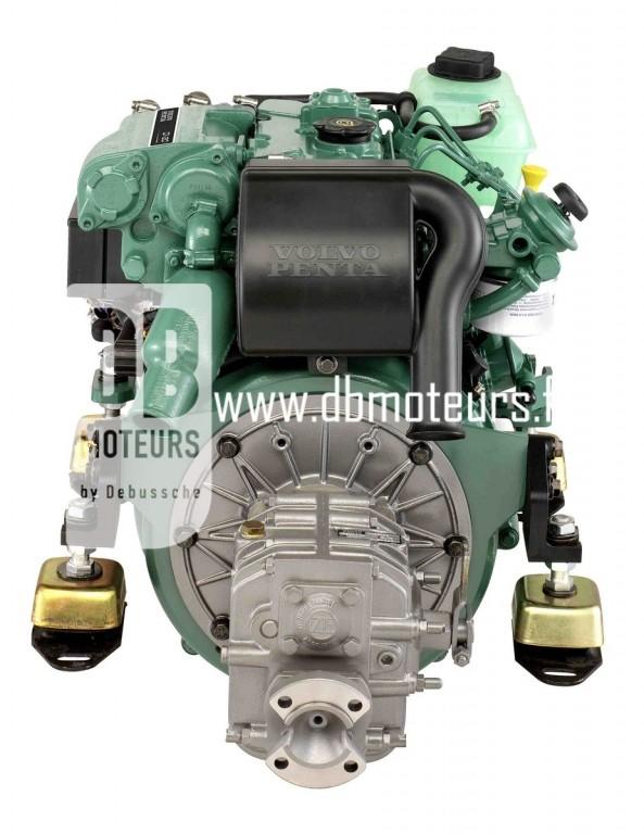 Volvo-Penta-D2-20-Inverseur-MS10-DB-Moteurs