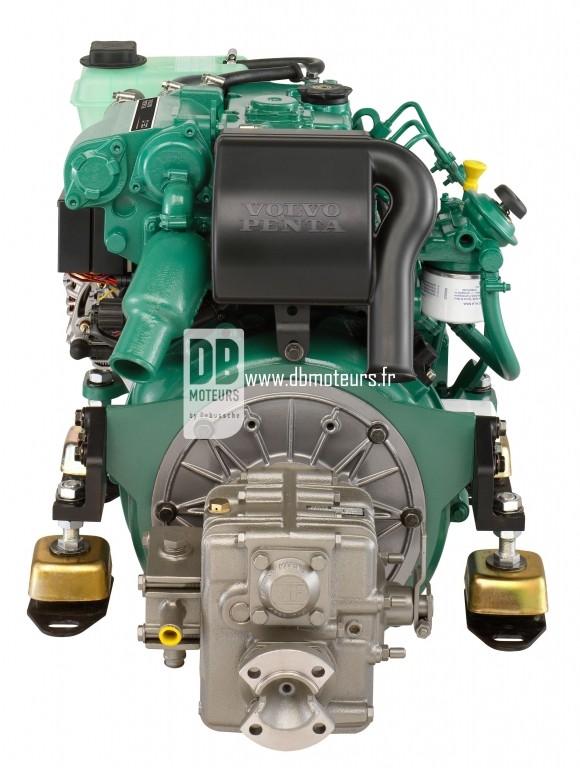 moteur volvo penta d1-30 ancienne generation