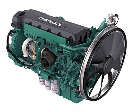 volvo penta D11 Stage 4 moteur industriel