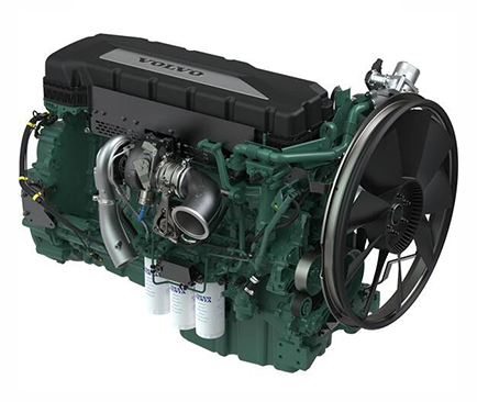 volvo penta D11 Stage 5 moteur industriel