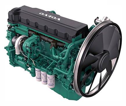 volvo penta D13 Stage 4 moteur industriel