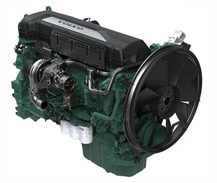 volvo penta D13 Stage 5 moteur industriel