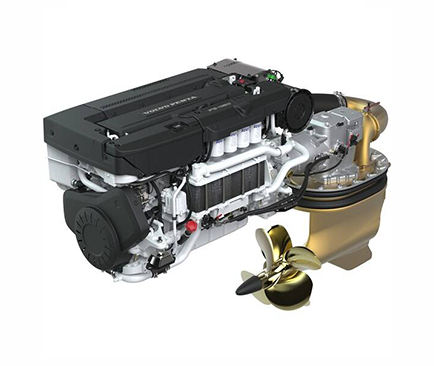 moteur volvo penta d13-ips