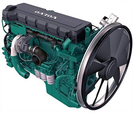 volvo penta D16 Stage 4 moteur industriel