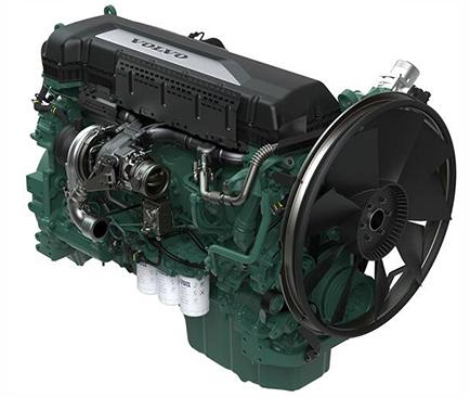 volvo penta D16 Stage 5 moteur industriel