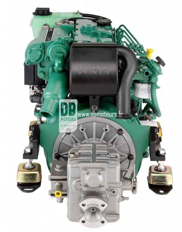 moteur volvo penta d2-40 premiere generation