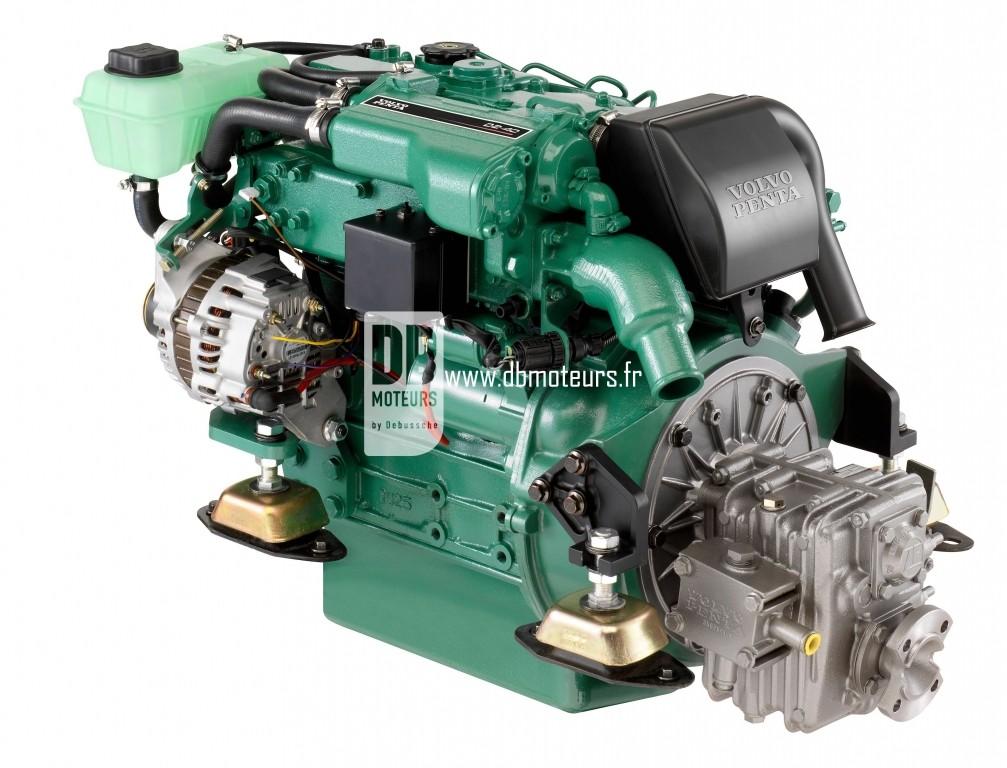 moteur volvo penta d2-40