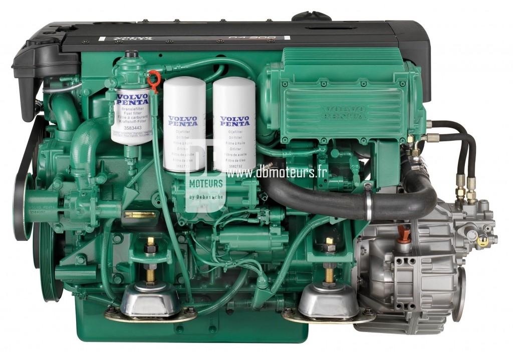 moteur volvo penta d4-300