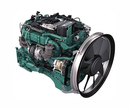 volvo penta D5 Stage 4 moteur industriel