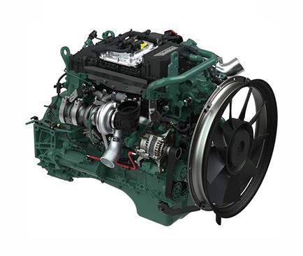 volvo penta D5 Stage 5 moteur industriel