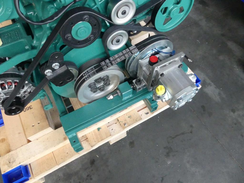 moteur volvo penta d6300 preparation