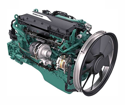 volvo penta D8 Stage 4 moteur industriel