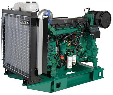volvo penta d13 stage 3 epa tier 3 moteur industriel pour generateur