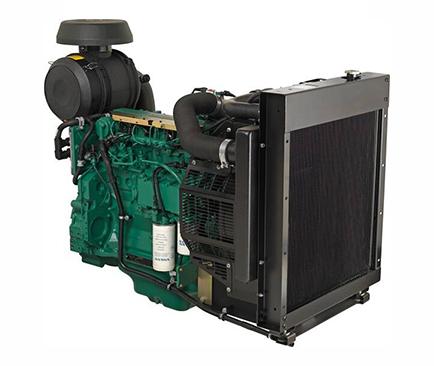 volvo penta d5 stage 3 epa tier 3 moteur industriel pour generateur