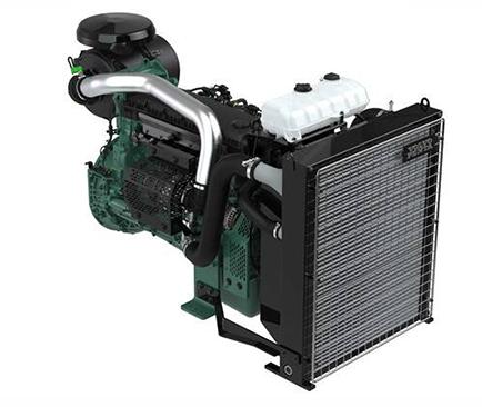 volvo penta d8 stage 3 epa tier 3 moteur industriel pour generateur