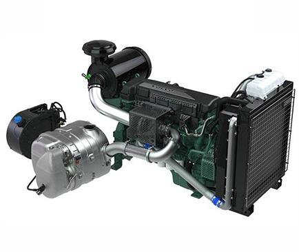 volvo penta d8 stage V moteur industriel pour generateur