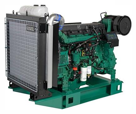 volvo penta d13 stage 2 epa tier 2 moteur industriel pour generateur
