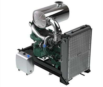 volvo penta d16 erpa tier 4f et stage 5 moteur industriel pour generateur