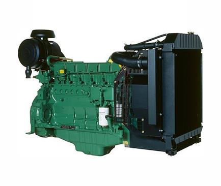 volvo penta d7 stage 2 epa tier 2 moteur industriel pour generateur