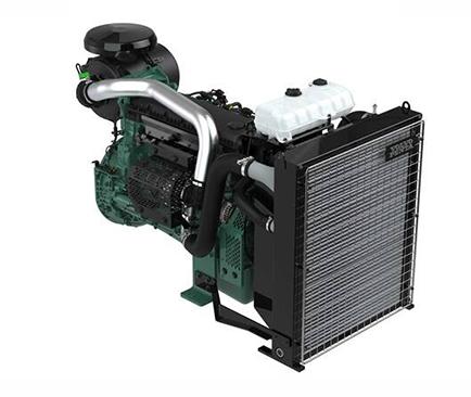 volvo penta d8 stage 2 epa tier 2 moteur industriel pour generateur