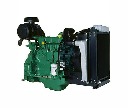 volvo penta d5 stage 2 epa tier 2 moteur industriel pour generateur