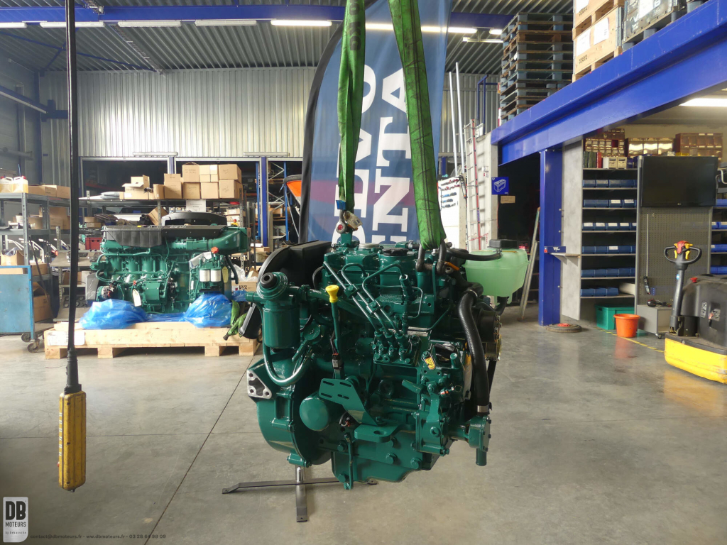 moteur volvo penta D1-30