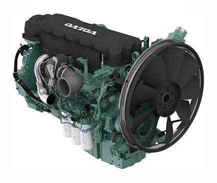 volvo penta D11 Stage 2 moteur industriel