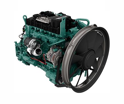 volvo penta D5 Stage 2 moteur industriel