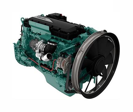 volvo penta D8 Stage 2 moteur industriel