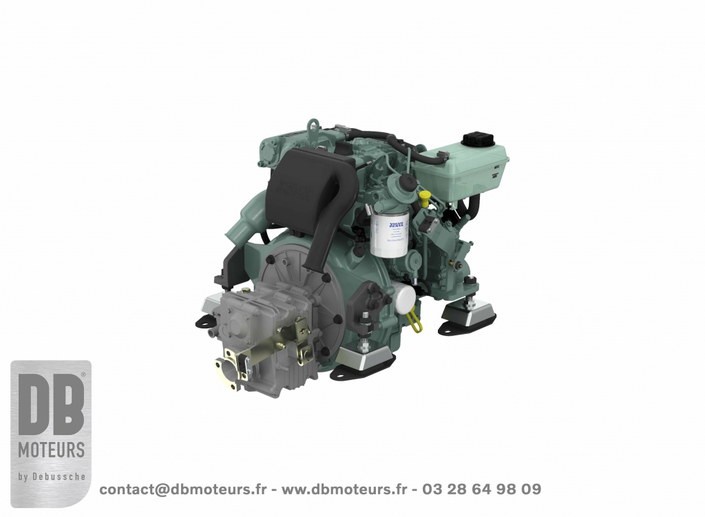 moteur marin volvo penta compact