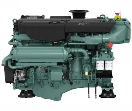 moteur volvo penta d16 bateau