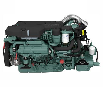 moteur volvo penta d8 bateau