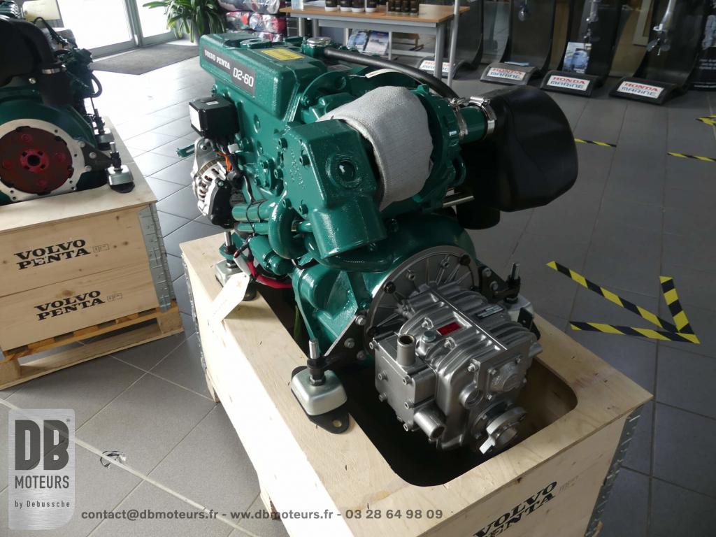 moteur marin diesel voilier volvo penta
