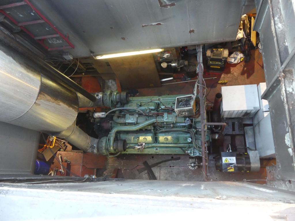 ancien moteur GM diesel remotorisation