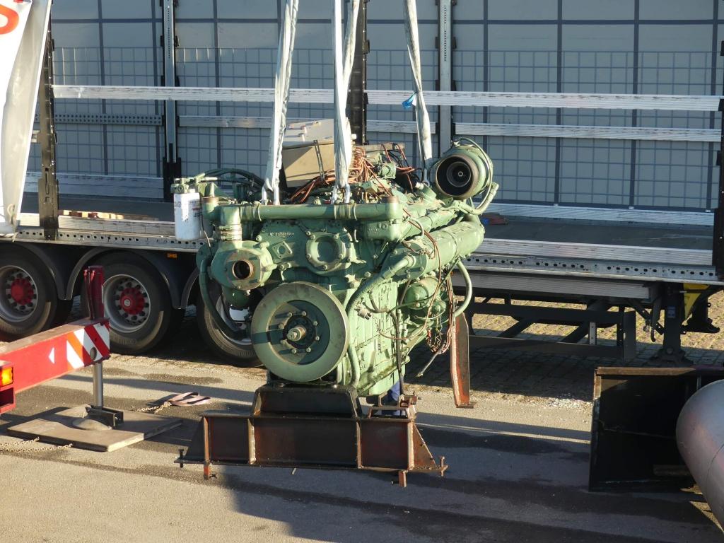 moteur GM remplacement fluvial