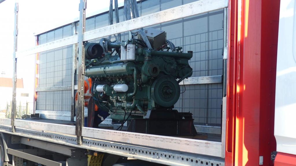 remplacement moteur GM Diesel