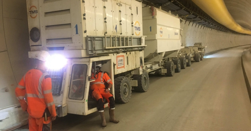 maintenance intervention volvo penta paris train sur pneus